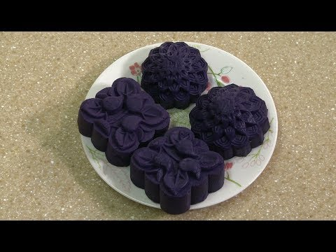 Uyen Thy's Cooking - Bánh Trung Thu Dương Ngọc Nhân Sầu Riêng