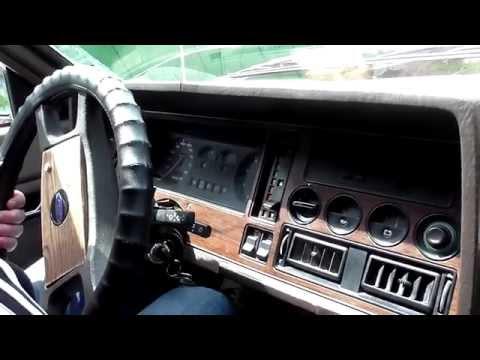 Катаемся. Ford Granada. Кишинёв - 09.05.14