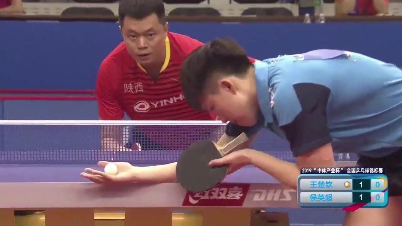 Download Wang Chuqin vs Hou Yingchao | MS-FINAL | 2019 China National Championships