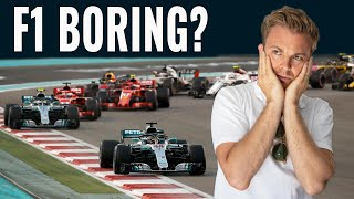 My top 4 of what needs to happen for more excitement at the f1 races!!subscribe channel this link see live reaction and highlights: https:/...