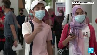 Southeast Asia Covid-19 cases hit new highs • FRANCE 24 English
