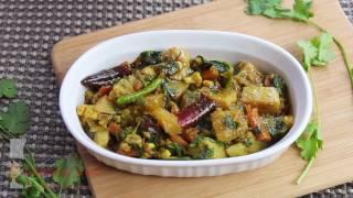 সবজির লাবরা || Bangladeshi Vegetable Recipe || Labra recipe Bangla || Labra
