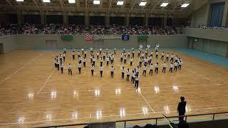 【金代表】伏見中学校 2017京都府マーチングコンテスト