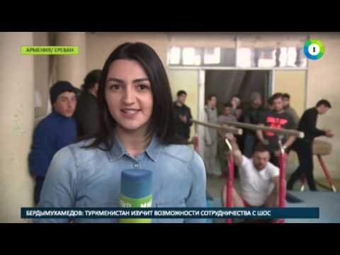 Рекорд за рекордом: армянские воркаутеры рвутся в книгу Гиннесса