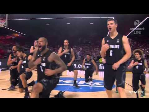 New Zealand vs Dominican Republic  HAKA