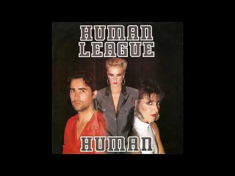 The Human League - Human (1986 Single Version) HQ