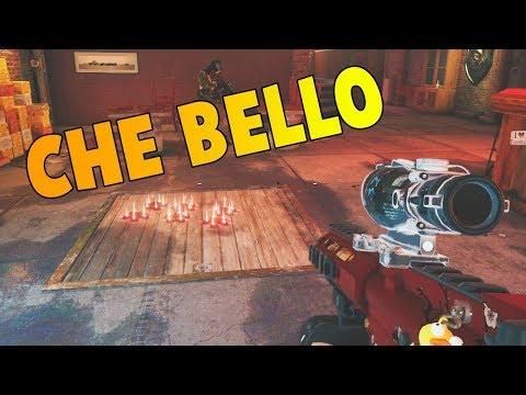 Rainbow Six Siege [ITA] - LO PORTO PURE IO, CHE BELLO..