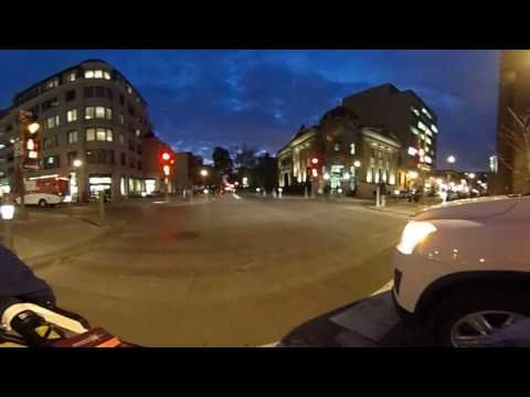 Riding home - 360 degrees - 11102916