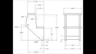 Free Folding  Step Stool Plans