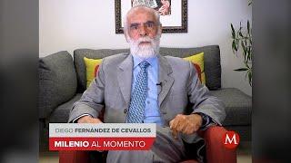Correcto darle asilo a Evo Morales: Diego Fernández de Cevallos