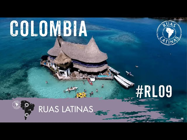Ruas Latinas - Episódio 9 #casaenelagua3