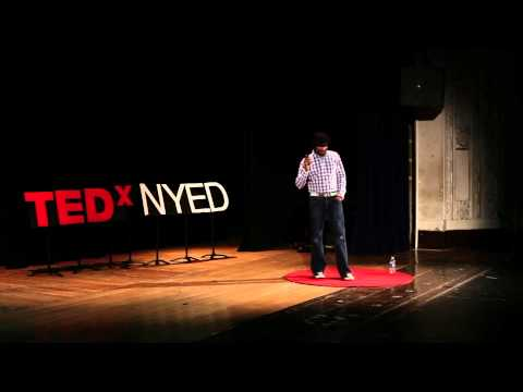 About Assessment - Reshan Richards at TEDxNYED