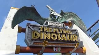 usj ザ フライング ダイナソーthe flying dinosaur ride