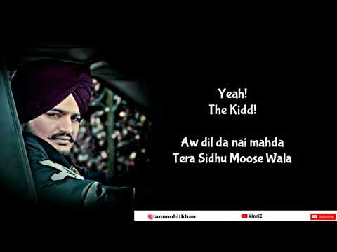 Legend Full Song With (Lyrics) Sidhu Moose Wala