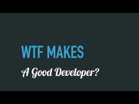 Localhost Podcast: Episode 003 - What makes a good developer