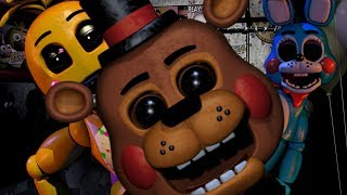 Five Nights at Freddy's 2: New & Shiny - Custom Night - Episode 1