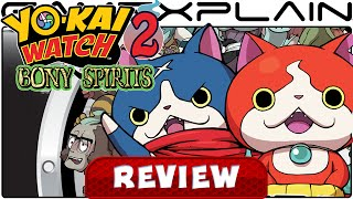 Is Yo-kai Watch 2: Bony Spirits & Fleshy Souls a hauntingly good ti...
