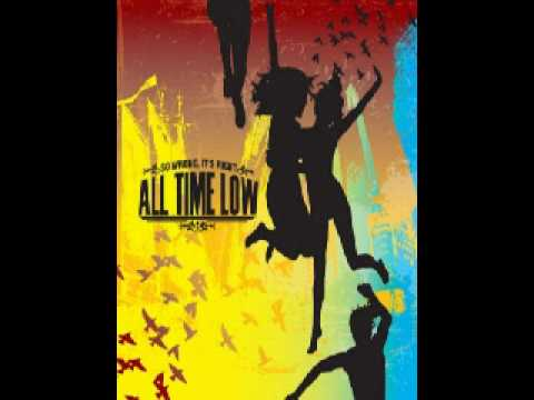 All Time Low - Painting Flowers - FEMALE VERSION