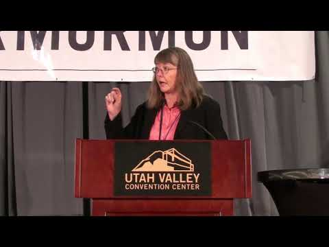 The Plight of a 19th Century Mormon Missionary Wife - 2018 FairMormon Conference