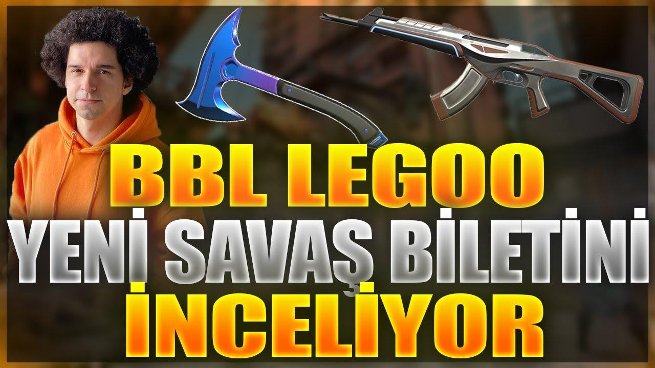 BBL LEGOO YENİ SAVAŞ BİLETİNİ İNCELİYOR
