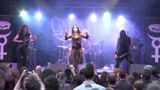 CADAVERIA   @ Rock Metal Camp 21 06 2016