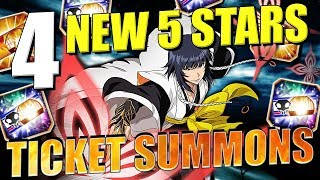 SOO MANY NEW 5 STARS!! HYPE STREAM BRAVE SOULS, 4/5 STAR and OTHER TICKETS!