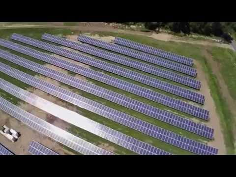 SolAerial - Chester Solar Farm North Field