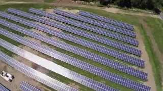 SolAerial - Chester Solar Farm North Field