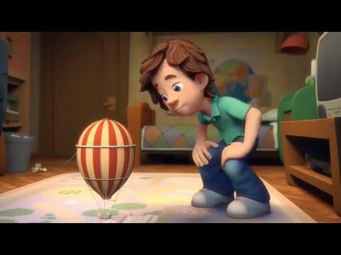 The Fixies ★ The Miniature Hot Air Balloon ★ Fixies English | Cartoon For Kids