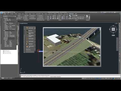 Using 3ds Max Design With Civil 3D - Part 08 - Creating An Assembly