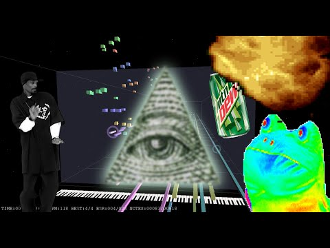 ILLUMINATI SONG - IMPOSSIBLE MLG REMIX
