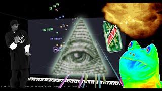 illuminati song impossible mlg remix