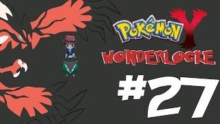 Pokémon Y Wonderlocke #27 - Die Wundertausch-Farm