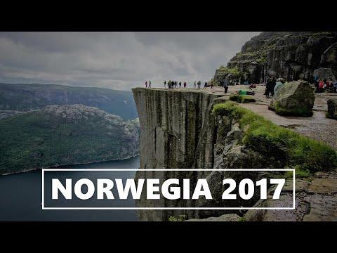 Norwegia 2017: Stavanger i okolice w 3 dni, Preikestolen