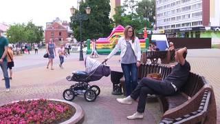 2017-07-19 г. Брест. Анонс парада близнецов. Новости на Буг-ТВ.