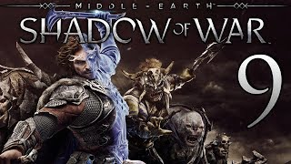 Middle-Earth: Shadow of War playthrough pt9 - That's One CHEAP Captain! WOW