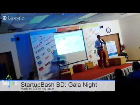 Startup Bash BD: Gala Night