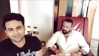 Sanjay Dutt scolds  Ranbir Kapoor - By Dr.Sanket Bhosale