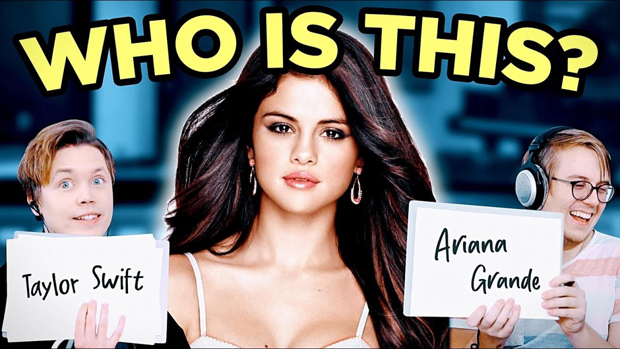 Guessing Song Artist Just From The Intro Quiz Youtube