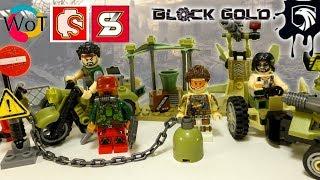 Китайское военное Лего SY Sembo Block Falcon Commandos