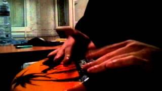 """Armenchik feat. Francesca Ramirez """"Kiss Me"""" NEW Darbuka"""