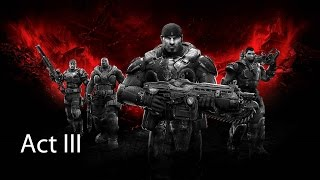"""Gears of War: Ultimate Edition Walkthrough """"Act 3: Belly of the Beast"""""""