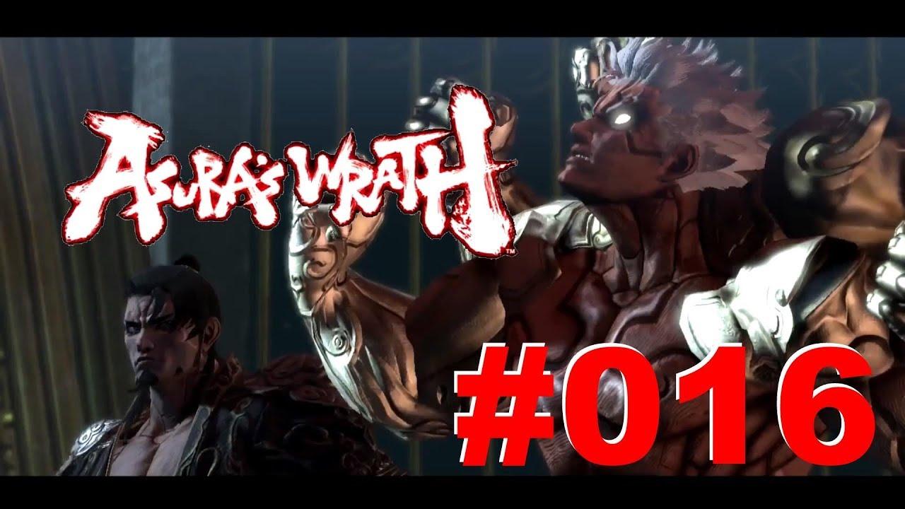 #016   Lets Play Asura's Wrath   German   Deutsch