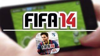 Análise do jogo: FIFA 14 para iPhone/iPod/iPad!