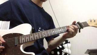 himawari Mr.Children guitar cover コピーした時のメモのtab(?)でよけ...