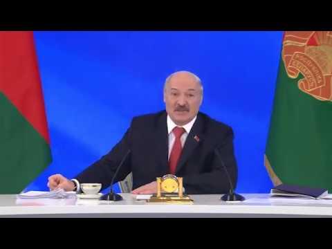 Лукашенко: Я Путину