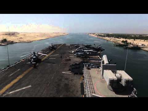Suez Transit JUNE