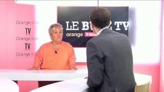Mimie Mathy à propos de son salaire : «Je touche moins que Dexter» - Le Figaro