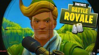 ESKETIT! - Fortnite Battle Royale with The Crew!