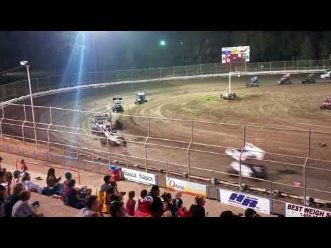 Plaza Park Raceway 8/10/18 Restricted Main